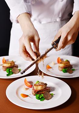 写真:フランス料理1
