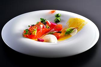 写真:フランス料理2